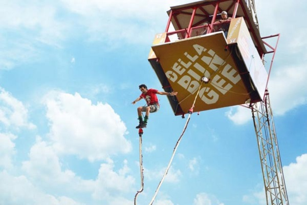 Best Bungee Jumping Locations in India - Della Adventure Lonavala