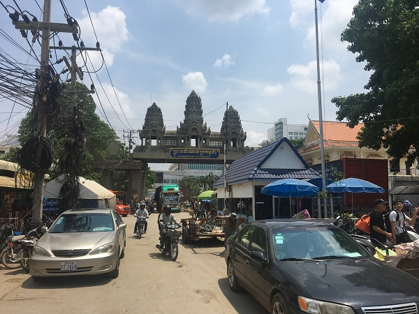 Amazing Cambodia And Thailand Trip - Cambodia Border2