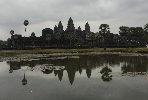 Amazing Cambodia and Thailand Trip - Angkor Temple Siem Reap