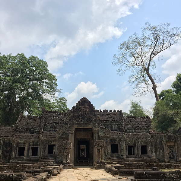 Amazing Cambodia and Thailand Trip - Preah Khan