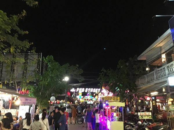 Amazing Cambodia and Thailand Trip - Pub Street Round Two