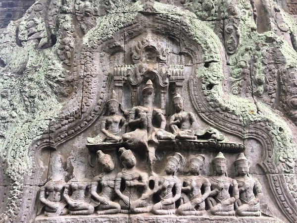 Amazing Cambodia and Thailand Trip - Ta Prohm Architecture