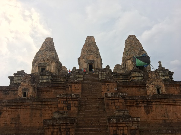 Amazing Cambodia and Thailand Trip - Ta Som Siem Reap Panorama