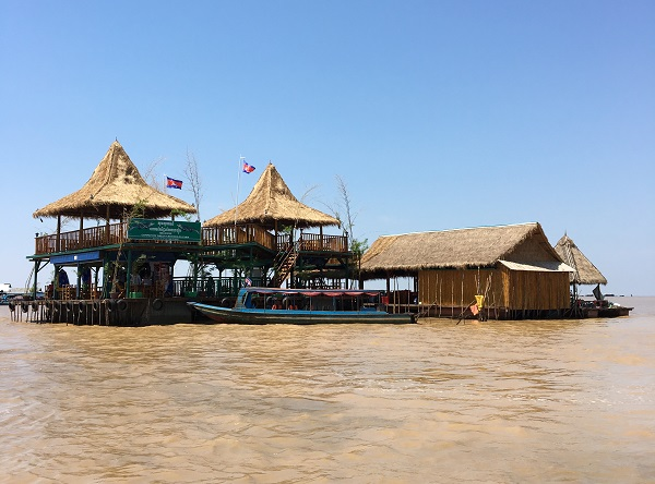 Amazing Cambodia and Thailand Trip - Tonle Sap Lake