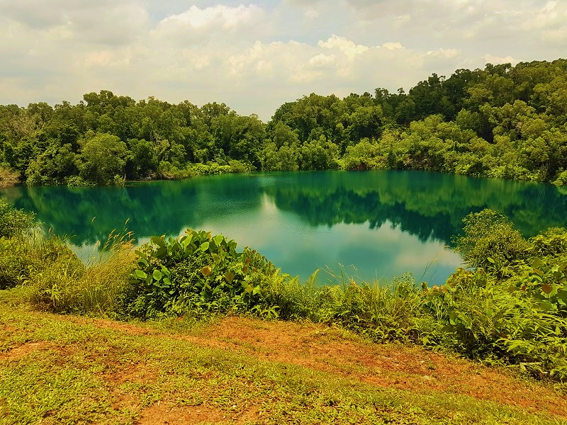 Balai Quarry - Detailed Guide to Pulau Ubin Singapore