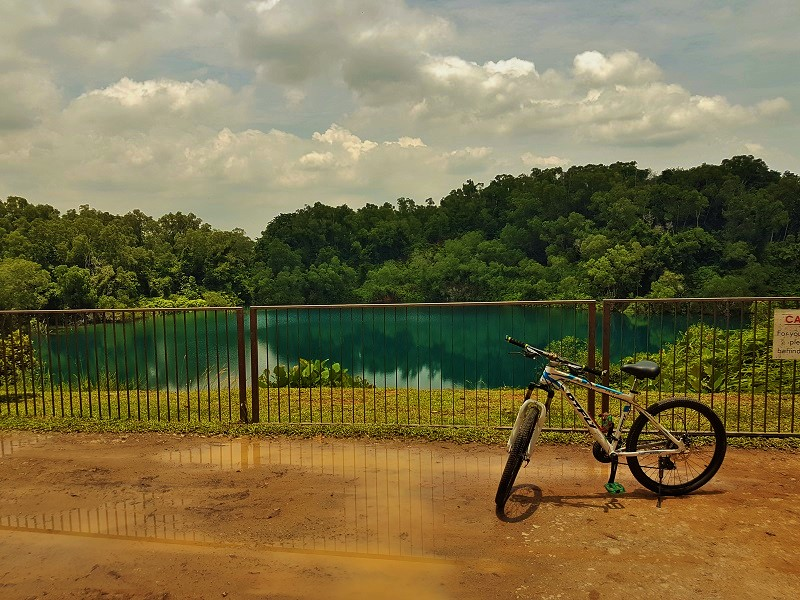 Balai Quarry View Point - Detailed Guide to Pulau Ubin Singapore