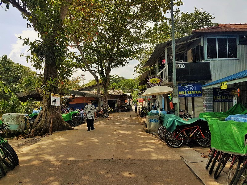 Bicycle Rental in Pulau Ubin - Detailed Guide to Pulau Ubin