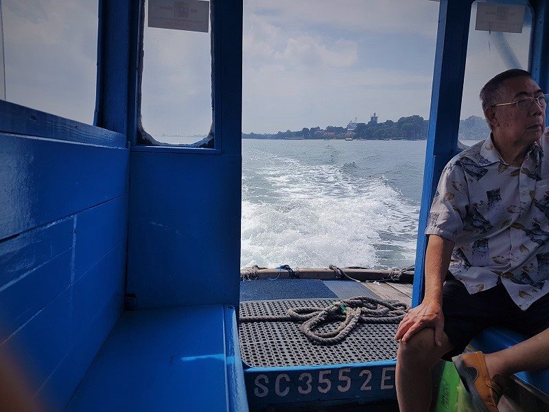 Bumboat Pulau Ubin - Detailed Guide to Pulau Ubin