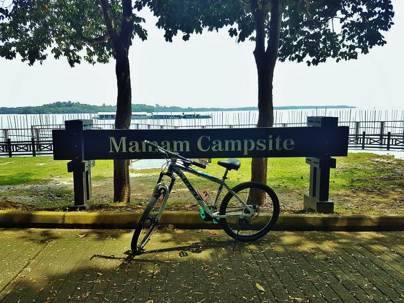Mamam Campsite - Detailed Guide to Pulau Ubin