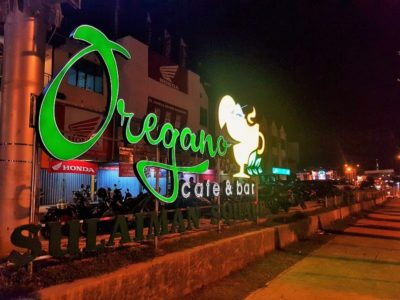 Oregano Cafe & Bar Batam Islands Indonesia