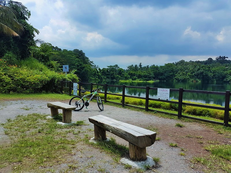 Pekan Quarry - Detailed Guide to Pulau Ubin Singapore