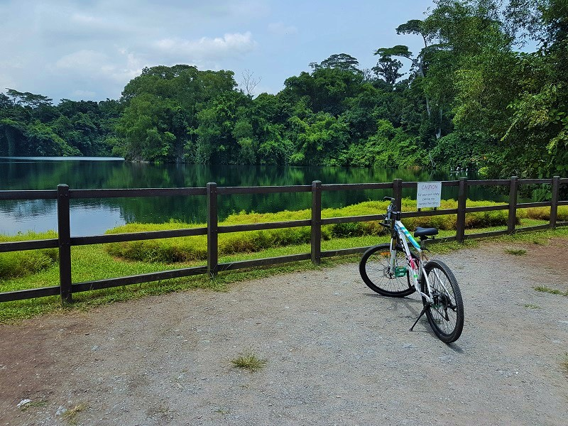 Pekan Quarry View Point - Detailed Guide to Pulau Ubin Singapore