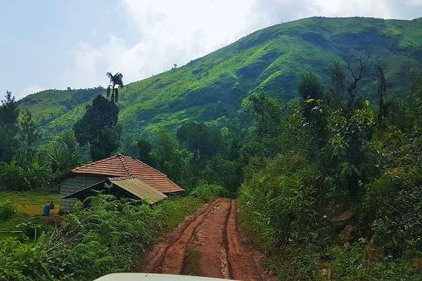 Off-Road Jeep Ride - Kudremukh Trek