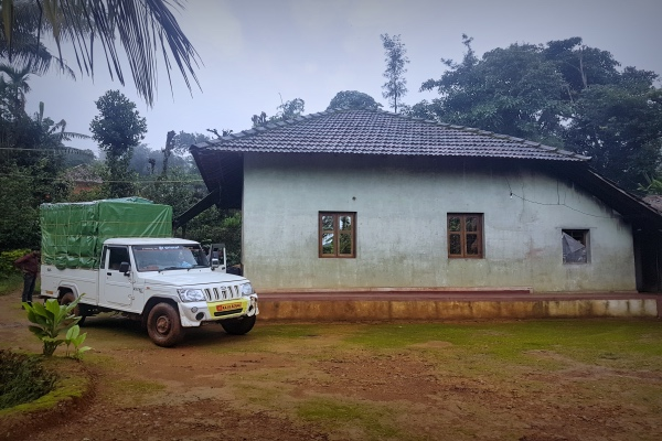 Homestay at Mullodi Village - Kudremukh Trek