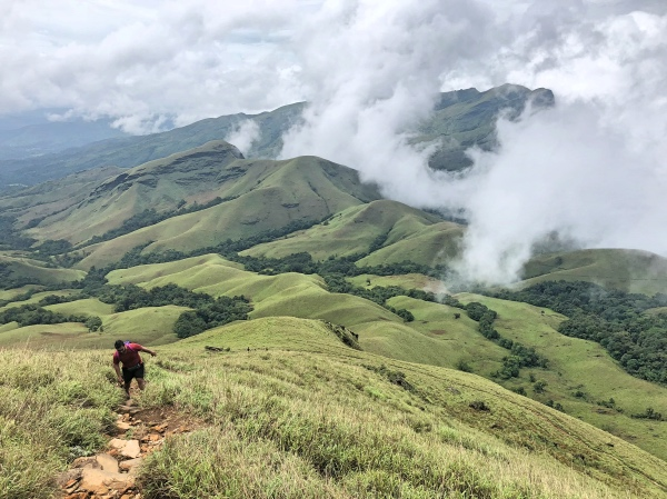 Taking Shortcuts at Kudremukh Peak Trail - Kudremukh Trek