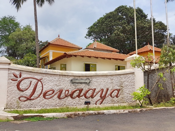 Mercure Goa Devaaya Resort Divar Island - Divar Island Goa Tour Guide