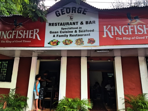 George Restaurant & Bar - Restaurant and Cafes in goa